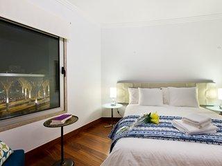 APT IN LISBON ORIENTE 25 | Apartamento com 2 quartos vista rio & cidade, Moscavide