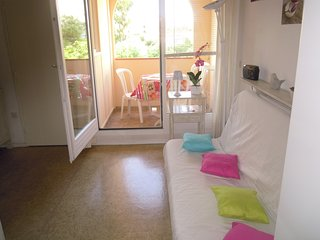 Studio - 250 m from the beach, Leucate