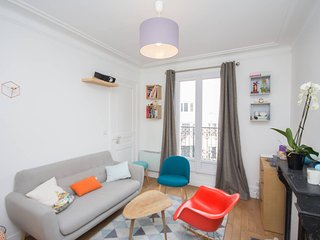 Very nice and bright apartment near Bastille