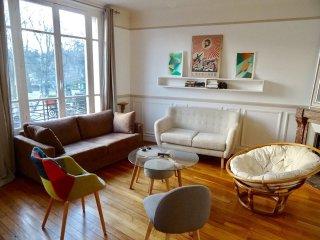 Superb apartment close to the Sacré-Coeur