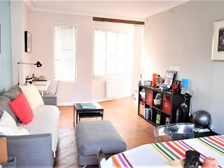 Lovely apartment with view on the Sacré Coeur