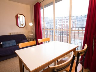 Spacious apartment for 2 in Montmartre area