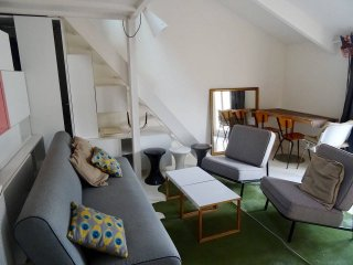 Beautiful apartment in trendy Canal St Martin area