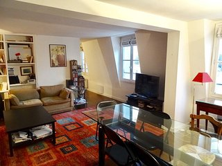 Great apartment near Invalides, Tuileries, Louvres
