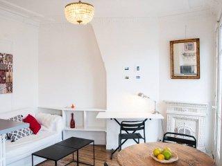 Magnificent apartment near the Parc de la Villette