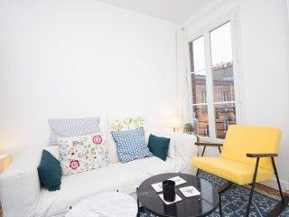 Very nice apartment next to the Sacré-Coeur