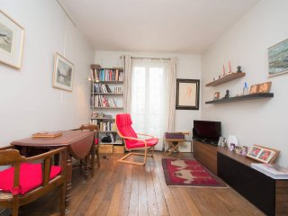 Beautiful & spacious apartment near Montmartre