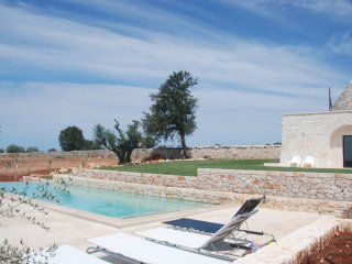 Trulli Terra Rossa: Authentic Trulli with Pool, Ostuni