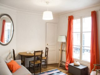 Charming apartment near Montmartre and Pigalle