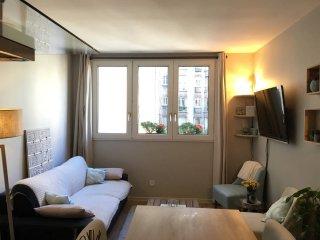 Beautiful apartment Eiffel Tower / Free parking
