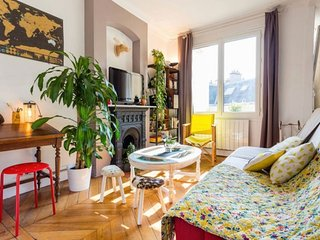 Charming apartment in Pigalle / Moulin Rouge area