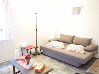 Cosy studio near the Seine and Eiffel Tower