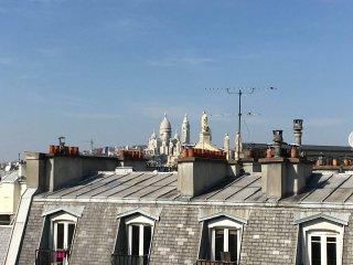 Amazing view - trendy neighborhood