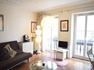 Amazing apartment close to Louvre / Tuileries