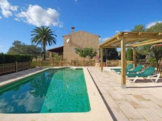 3 bedroom Villa in Santa Margalida, Mallorca, Mallorca : ref 3887