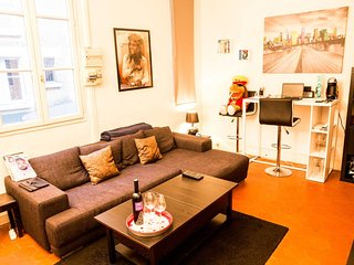 Wonderful apartment / Saint Germain des Près