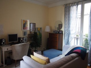 Lovely one bedroom near Montmartre and Pigalle