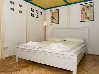 Paganini apartment in VI Terézváros with WiFi., Budapeste