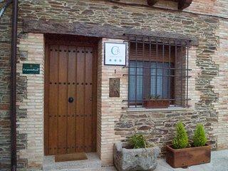 Apartamento Rural Los Toneles I en Puerto de Santa Cruz Caceres, Cáceres