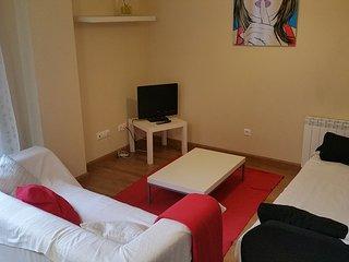 Apartamento Montanas Asturias. Hasta 8 personas.
