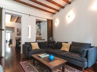Fantastic design apartment close to Las Ramblas, Barcellona