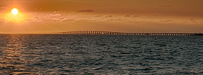 7 mile bridge in Marathon