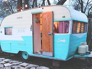 Glamp Austin Style in Your Own Miss Daisy!