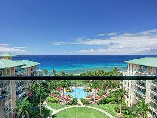 Honua Kai - Hokulani 925 oceanview condo w/ resort pools, hot tubs, gym & more