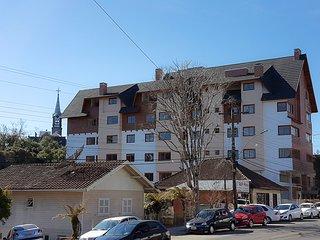 Lindo e NOVO apartamento no centro de Gramado!