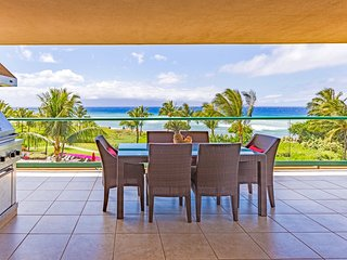 Maui Resort Rentals: Honua Kai Konea 350, 3BR w/ Direct Oceanfront Views + B.B.Q