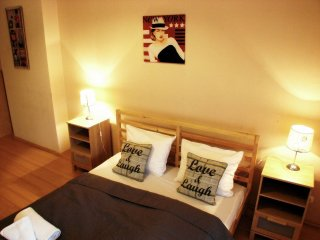 Big City Life apartment in Stare Miasto with WiFi.