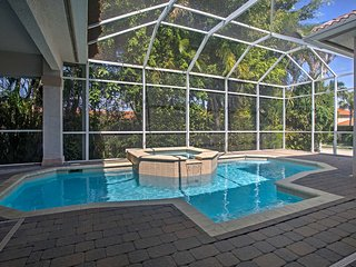 NEW! 4BR Marco Island House w/ Pool & Hot Tub!