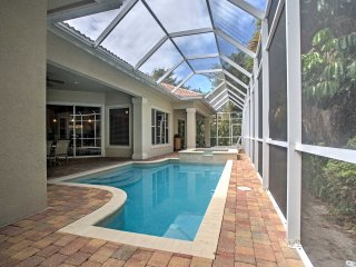Luxurious 4BR Marco Island House w/ Private Pool!