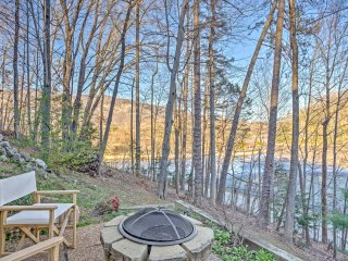 NEW! 5BR Lake Lure House - Steps from Lake!