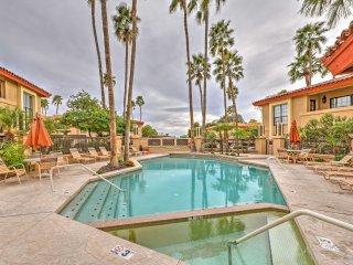 NEW! 2BR Phoenix Condo w/ Pools & Jacuzzi Access