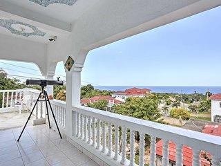 New! 3BR Boscobel Villa  near James Bond Beach!