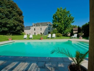Luxurious Retreat!   A Classic 17th Century Anjou Manoir House in Loire Valley, Les Verchers-sur-Layon