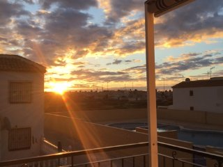 Cozy 2 bedroom apartment with roof terrace  in Torrevieja