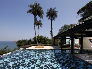 Rio003 - Luxury 4 bedroom villa with swimming pool in Sao Conrado-Rio de Janeiro