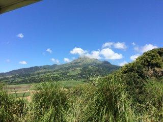 Loue Maison a Saint Pierre, Martinique, 4 personnes