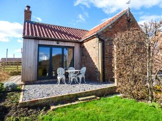 GATE COTTAGE, all ground floor, open plan living, hot tub, WiFi, private