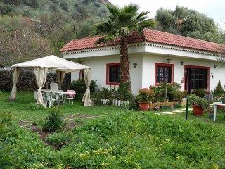 Casa rural con jardín, a 30 minutos de la playa, Valsequillo
