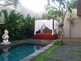 Wayan 1 Bedroom Villa, Spa + Gym, Jimbaran