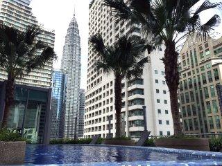 Victoria Home Vortex KLCC: 2 Bedroom Deluxe Suite, Kuala Lumpur