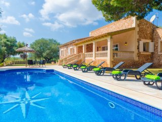 ANTENA - Villa for 9 people in Cales de Mallorca