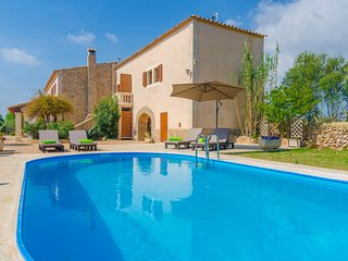 MUNGI VELL - Villa for 7 people in S'Horta, S' Horta