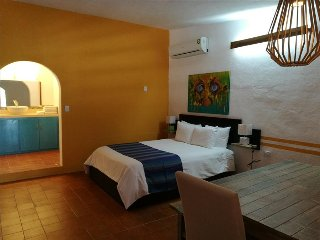 Beautiful studio in the best area of Cozumel