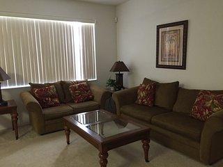 Orlando Area 4BR,3B Rental Villa