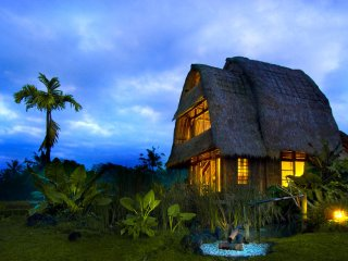 Kunang, A Natural Landscape 5 Bedroom Villa, Ubud