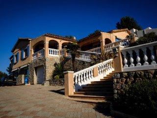Villa de standing vue mer magnifique 14 couchages